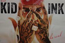 KID INK - A3 Poster (ca. 42 x 28 cm) - Clippings Fan Sammlung NEU