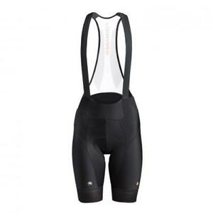Giordana Cycling Bib Shorts FR-C PRO|Women's -Black|BRAND NEW