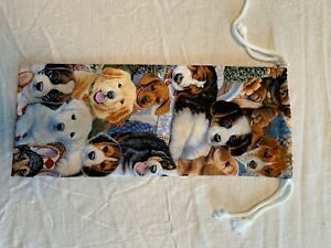 DOG AND CAT WINE BOTTLE COVERS