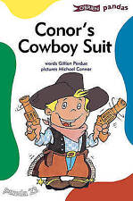 Conor's Cowboy Suit (Pandas), Very Good Condition Book, Perdue, Gillian, ISBN 97