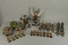 Games Workshop Warhammer 40k Nurgle Death Guard Plague Marine Mortarion Army