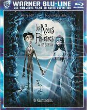 "Blu Ray  ""Les Noces Funèbres"" Tim Burton  NEUF SOUS BLISTER"