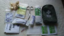 BCB Erste Hilfe Set in Naylontasche 11 teilig, siehe Bilder
