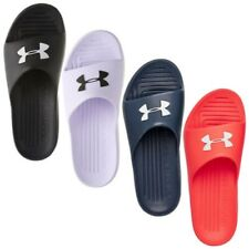2020 Under Armour Core PTH Slides Sliders Sandals Flip Flops UA Beach Pool Shoe