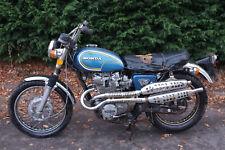 Honda CL450 CL450 K5 Street Scrambler 1972 US Import Barn Find *MUST SEE*