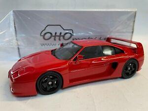 Ottomobile Otto Venturi 400 GT Phase II red 1994 1/18 OT663