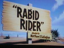 "35mm Color Cartoon ""RABID RIDER"" Road Runner ~~ A~~"