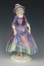 """Katzhutte Porcelain figurine """"Lady in Bonnet"""" WorldWide"""