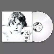 U2 Boy - 40Th Anniversary - White  Vinyl Lp Rsd 2020 Black Friday New & Sealed