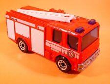 MATCHBOX RED DENNIS SABRE FIRE ENGINE MB68-L2 LOOSE