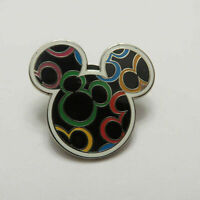 Disney Mickey Heads in Mickey Head Pin