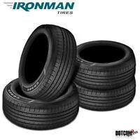 4 X New Ironman GR906 195/65R15 91H Standard Touring All-Season Tire