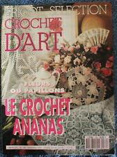 Tricot Sélection CROCHET D'ART - n°189 de 1993