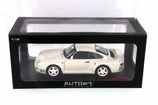 Porsche 959, White - Auto Art 78083 - 1/18 Scale Collectible Diecast Replica