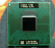 Intel Core 2 Duo Mobile T7100 1.80GHz 2M 800 CPU SLA4A  tested