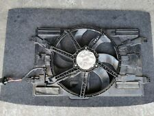 Volkswagen Golf 2016 MK7 Radiator Fan with shroud as pictured 1.4tsi turbo