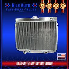 3 ROW RACING ALUMINUM RADIATOR FOR 68-70 MERCURY COUGAR/XR7/TORINO BIG BLOCK V8