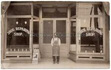 More details for shoe repair shop rp - shop front 3207 - mystery location united states - cobbler