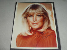 LINDA EVANS DYNASTY ACTRESS  SIGNED PORTRAIT PHOTO PICTURE AUTO PHOTOGRAPH >>>