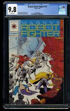 Magnus Robot Fighter (1991) #10 CGC NM/M 9.8 White Pages
