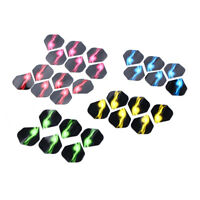 30PCS Nice Darts Flights Mixed Style for Professional Darts Outdoor Sports Gh