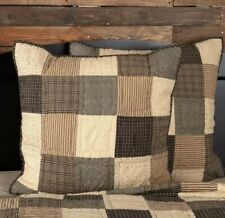 """VHC Brands Kettle Grove Quilted Euro Sham 26""""x26"""" Multi"""