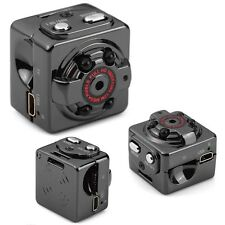 1080P Caméra Espion Mini Caché Caméscope Spy IR Détection Mouvement Nuit Vision