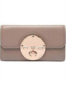 MIMCO TURNLOCK LARGE WALLET Balsa RRP$249 Leather Purse + Free Express Post
