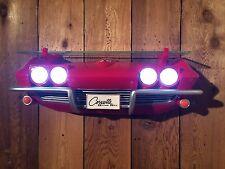 Corvette Car Shelf 1963 Stingray GM Chevy with w/headlights