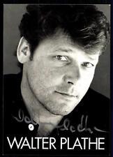 Walter Plathe  Autogrammkarte Original Signiert## BC 2392