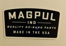 Magpul Made in the USA Sticker/Decal Tactical AR AK Hunting