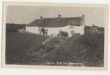 Bush Inn Morwenstow Cornwall Vintage RP Postcard Hawke 685b