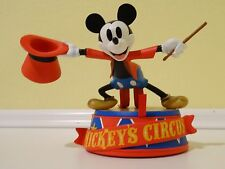 Disney Mickey Circus Event RINGMASTER MICKEY PIN AND FIGURINE SET  LE300