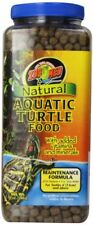 Zoo Med Natural Aquatic Turtle Food Maintenance Formula 12-Ounce best prices on ebay