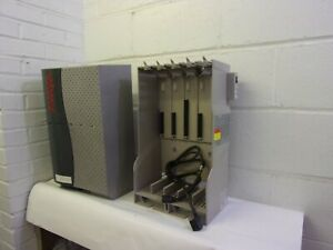 AVAYA PARTNER 5 SLOT CARRIER  w POWER CORD NEW STYLE Lucent AT&T