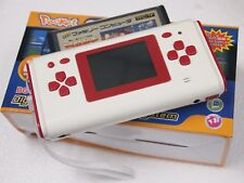 Famicom Nintendo Handheld Portable White Console System Pockey Game Easy