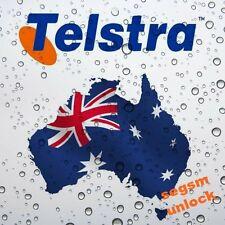 TELSTRA Australia IPHONE 3G 4 4S 5, 5s, 5s, 6, 6+ FACTORY UNLOCK VERY FAST