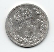 Great Britain - Engeland - 3 Pence 1889