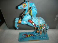 enesco trail of painted ponies - Native Dreamer