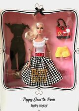 FASHION ROYALTY POPPY PARKER OOH LA LA GIFTSET DOLL NRFB 12""