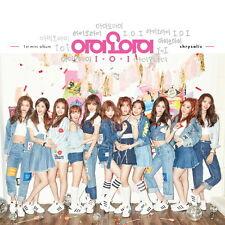 I.O.I IOI 1st Mini Album CHRYSALIS Normal Ver, CD 68p Photobook Photocard 아이오아이