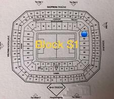 Schalke 04 - Galatasaray - 2 Tickets nebeneinander - Block S1