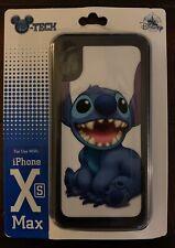 DISNEY PARKS D-TECH STITCH   iPHONE CASE Xs MAX NEW