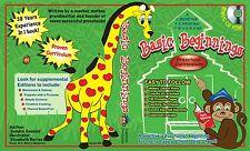 Basic Beginnings: Preschool Curriculum (2009, CD-ROM / Hardcover)