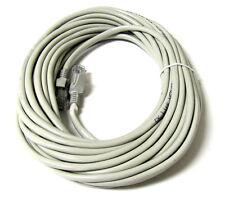 30 FT CAT5 CAT5E Network LAN Ethernet Internet wt Cable