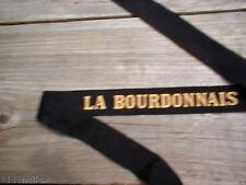 LA BOURDONNAIS --  RUBAN LEGENDE MARINE : LA BOURDONNAIS