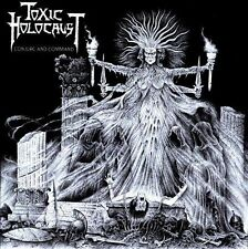 TOXIC HOLOCAUST - CONJURE AND COMMAND (LTD.DELUXE VERSION)  CD ONLY