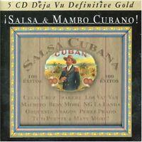 AAVV: Salsa & Mambo Cubano box 5 CD