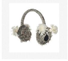 KOALA EARMUFFS ADULT ear muffs bear Hat and Mittens Sold Separate gray grey NEW