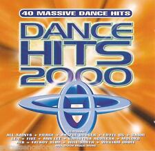 V/A - Dance Hits 2000: 40 Massive Dance Hits (UK 40 Tk Double CD Album)